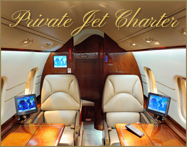 private jet charter specialist