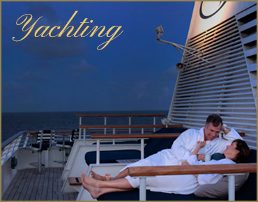 yachting experiences with Ultra World Travels