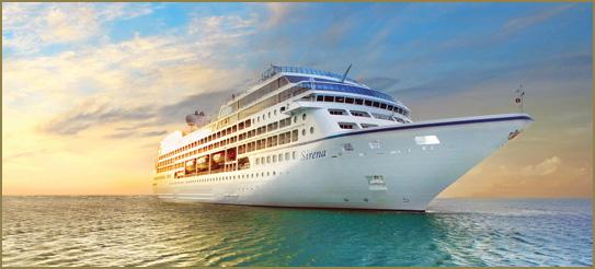 Oceania cruise specialist